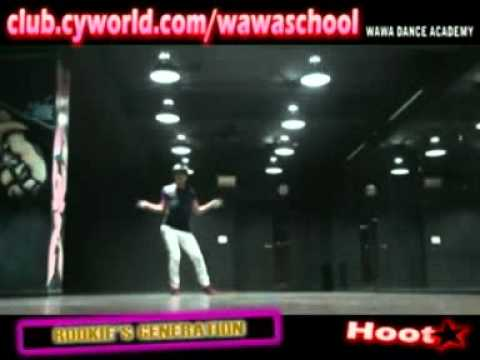 Girls Generation Snsd Hoot Dance Slowed And Mirrored From Wawa School video