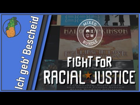 Spiele kaufen & Kampf gegen Rassismus unterstützen / Ich geb' Bescheid
