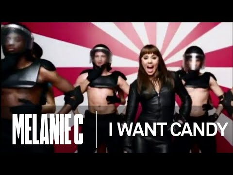 Melanie C - I Want Candy (Music Video) (HQ)