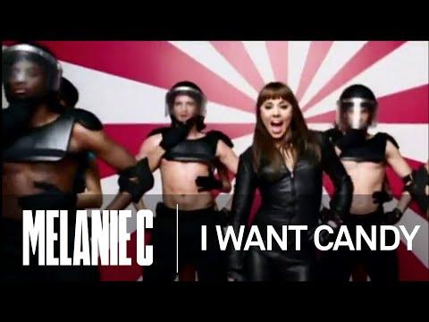 Melanie C - I Want Candy (Music Video) (HQ)