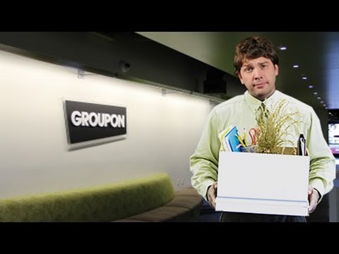 Groupon CEO Andrew Mason fired: can the daily deal site survive?