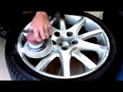 Wheel Restoration - Alloy Wheel Repair