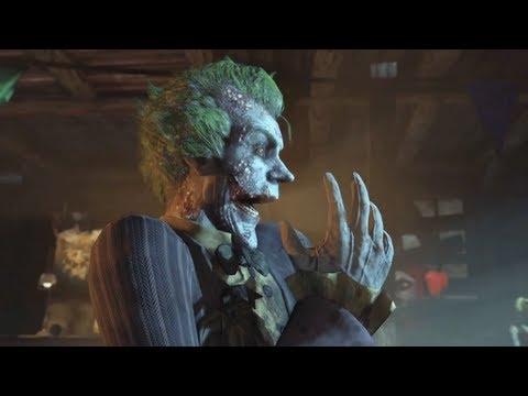 "Batman: Arkham City ""Joker"" Trailer"