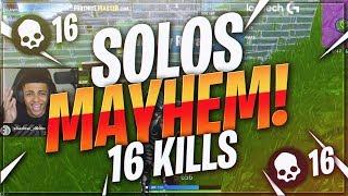 TSM Myth - DEMOLISHING The Competition!! (16 KILLS) | (Fortnite BR Full Match)