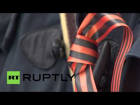 Ukraine: 'Vladimir Putin, save Odessa from fascism!' - protesters