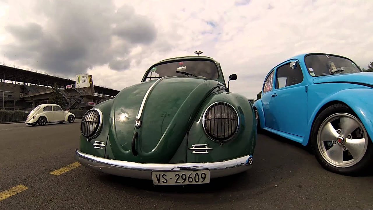 super vw festival 2014 le mans youtube. Black Bedroom Furniture Sets. Home Design Ideas