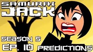 The End of Samurai Jack. Samurai Jack Season 5 Episode 10 Predictions and Theories.