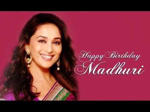 Celebrate Madhuri Dixit's Birthday With ErosNow