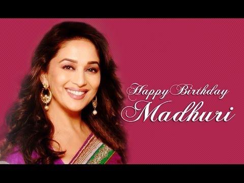 Celebrate Madhuri Dixit's Birthday With ErosNow