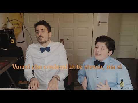 Fall On Me - Andrea Bocelli & Matteo Bocelli (Cover)