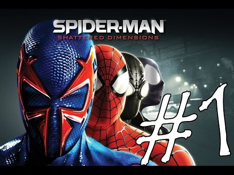 Spider-Man: Shattered Dimensions, Playstation 3, 1 пользователь лицензия и