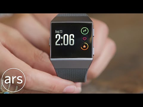 Fitbit Ionic Smartwatch: First Impressions | Ars Technica