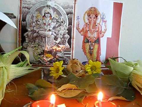 Vinayaka Chavithi in US 021