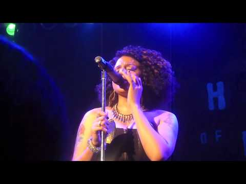 Marsha Ambrosius Performing