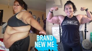 I Lost 200lbs - And Became A Personal Trainer | BRAND NEW ME