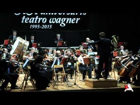 XX Aniversario reapertura del Teatro Wagner