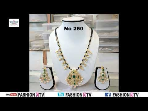 latest  jewellery designs | fashion9tv