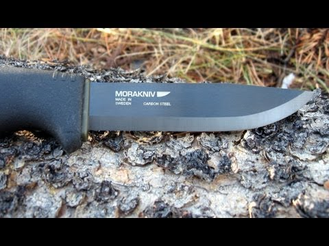 Mora black bushcraft review