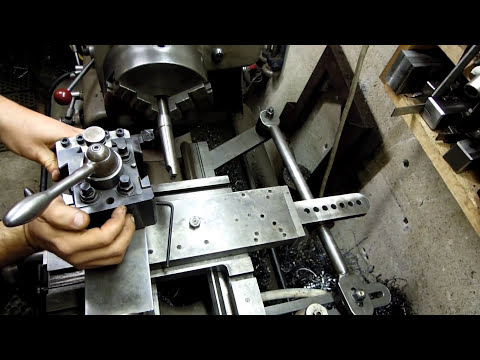 lathe taper attachment 2