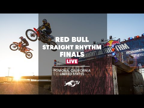 Red Bull Straight Rhythm Finals - FULL SHOW from Pomona, California, United States