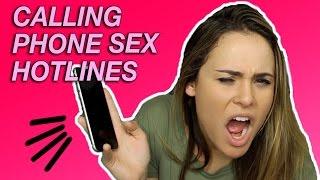 Download CALLING PHONE SEX HOTLINES 3Gp Mp4