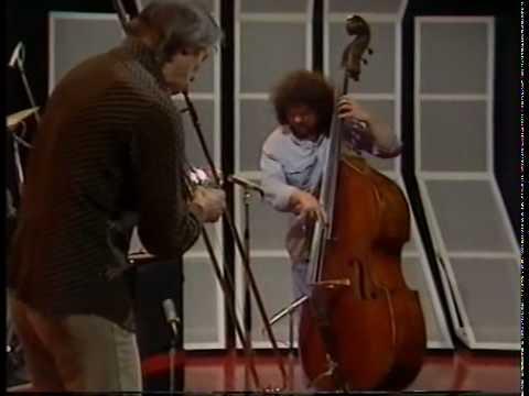 Albert Mangelsdorff Trio. 1983.