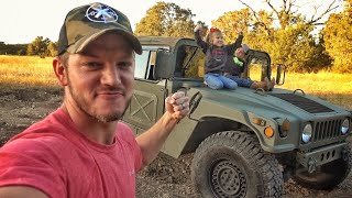 10 Reasons Why I Bought a Military HUMVEE!!!