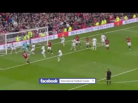 Manchester United 2-1 Swansea Highlights 12/05/2013
