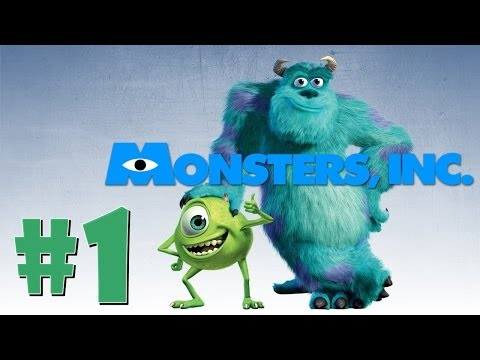 Monsters, Inc | PSX | Español | En Directo | Parte 1