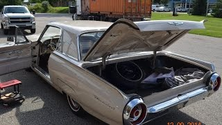 1963 Ford Thunderbird for sale, Grand Rapids Michigan auto appraisal 800-301-3886