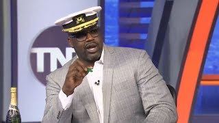 Inside The NBA | Shaquille O'Neal INSISTS that Lakers' LeBron is the best in NBA right now
