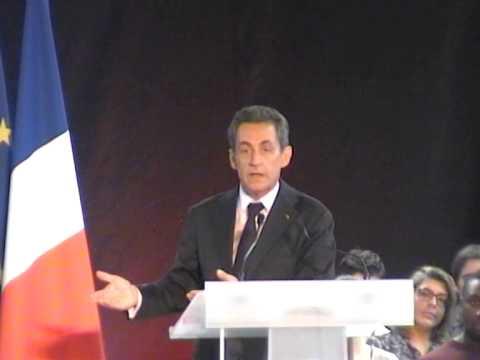 Nicolas Sarkozy favorable à la livraison des Mistral à la Russie