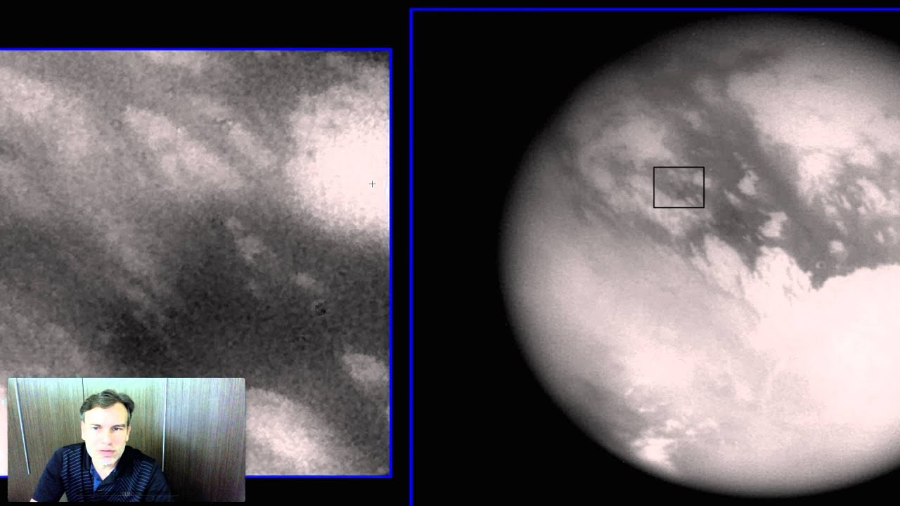 Two Et Bases On Titan Where Cassini Huygens Landed May