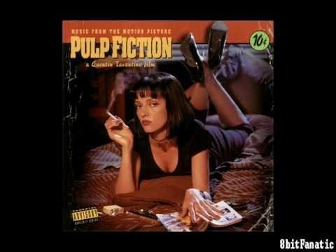 Pulp Fiction Soundtrack : Kool &amp; The Gang - Jungle Boogie Using only 8-bit Sounds Made with FL studio Watch my profile for more information...