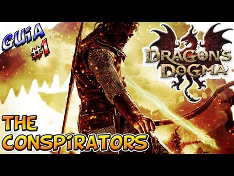 Guia #1 Dragon's Dogma - The Conspirators