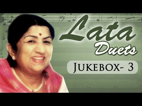 Non Stop Lata Mangeshkar Duets - Jukebox -3 - Top 10 Lata Old...