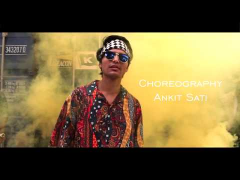 """PHURRR"" - Diplo & Pritam | Jab Harry Met Sejal | Dance Choreography | Ankit Sati"