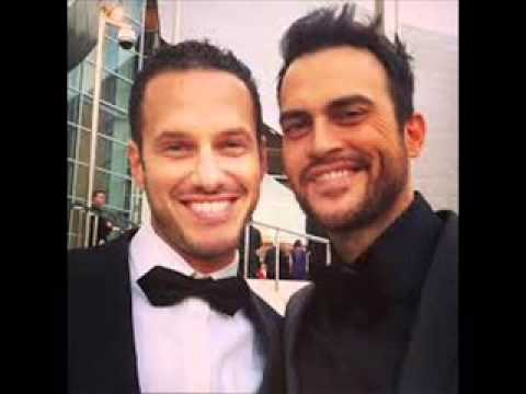 News : Cheyenne Jackson Marries Boyfriend Jason Landau