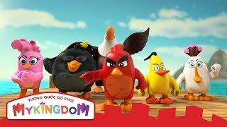Đồ chơi lắp ráp LEGO Angry Birds - MYKINGDOM