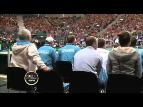 El Retorno del Rey- Roger Federer