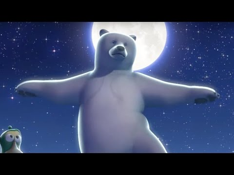 Прикольные мультики   Обезьянки из космоса - Ледники (13 серия)