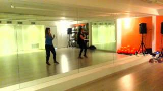 Zumba ® fitness class with Lauren- BAILANDO by Sean Paul & Enrique Iglesias