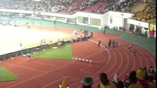 Essipong Stadium, Sekondi (Ghana) - Nigeria v Mali
