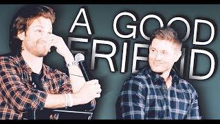 J2 | a good friend