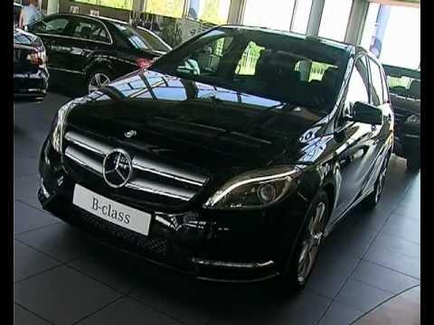 Для всего, что нас ждет. Новый Mercedes-Benz B-class