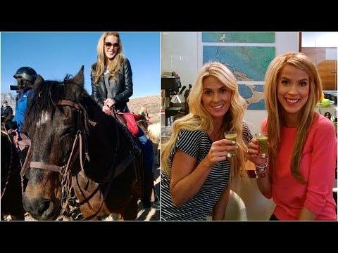 Vegas VLOG 1 (Macklemore + Horseback Riding!)