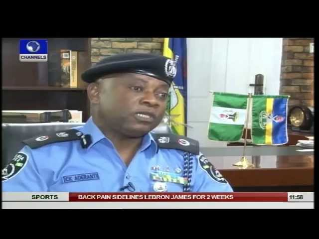 Question Time With Police Boss, Kayode Aderanti Pt.2