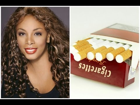 DONNA SUMMER : CIGARETTE SMOKER? QUEEN LATIFAH: OUTED?