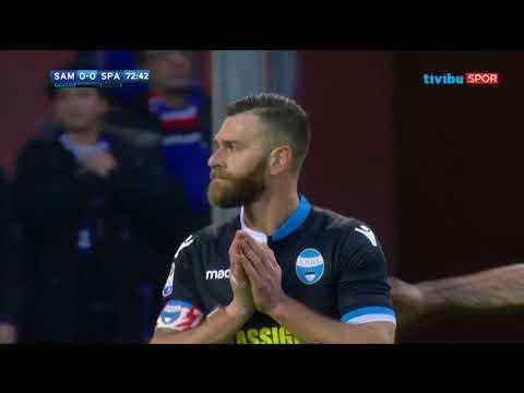Serie A 19. Hafta   Sampdoria 2-0 SPAL Maç Özeti