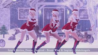Second life - Christmas dance